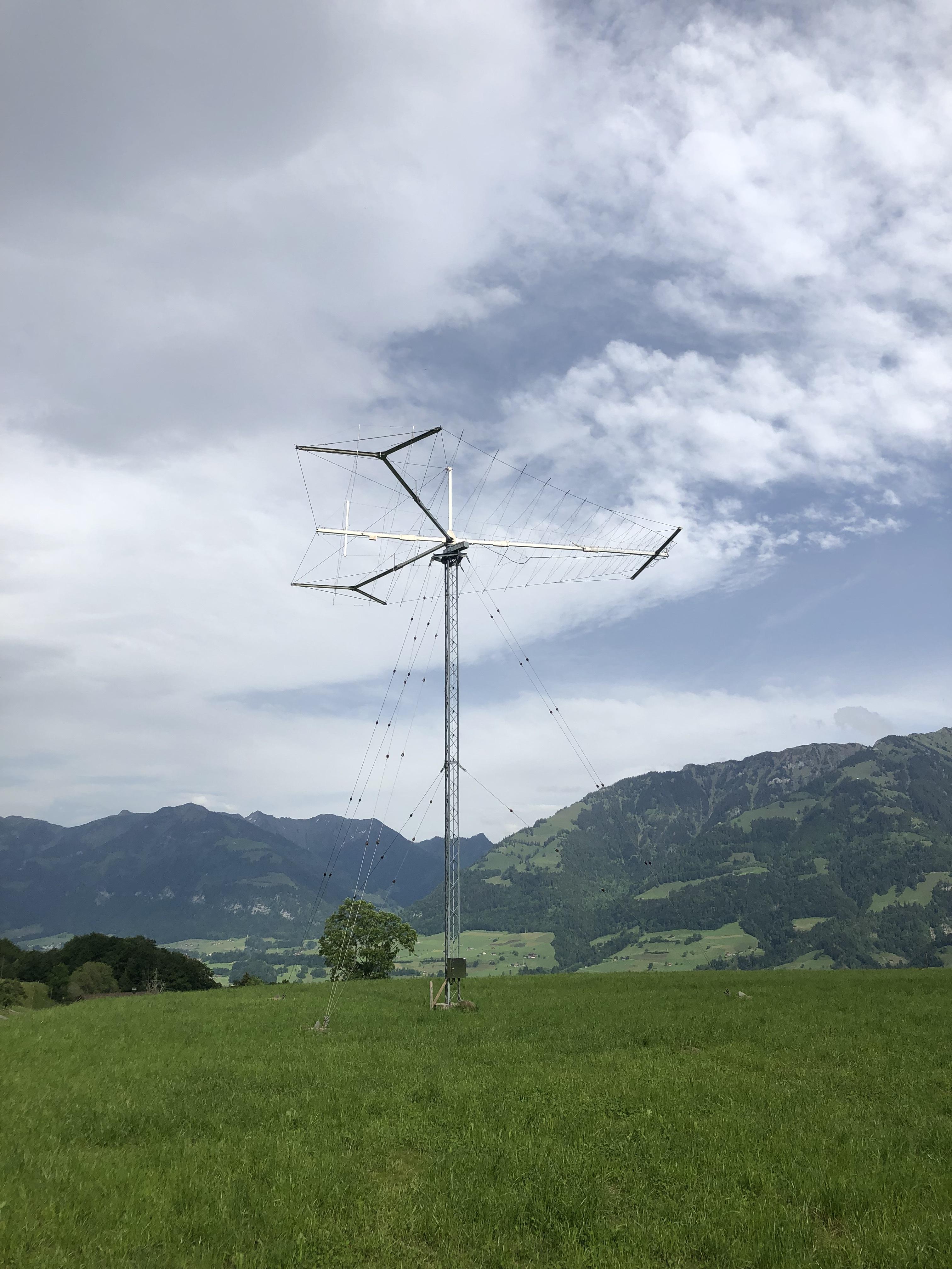 The Sarnen transmitter