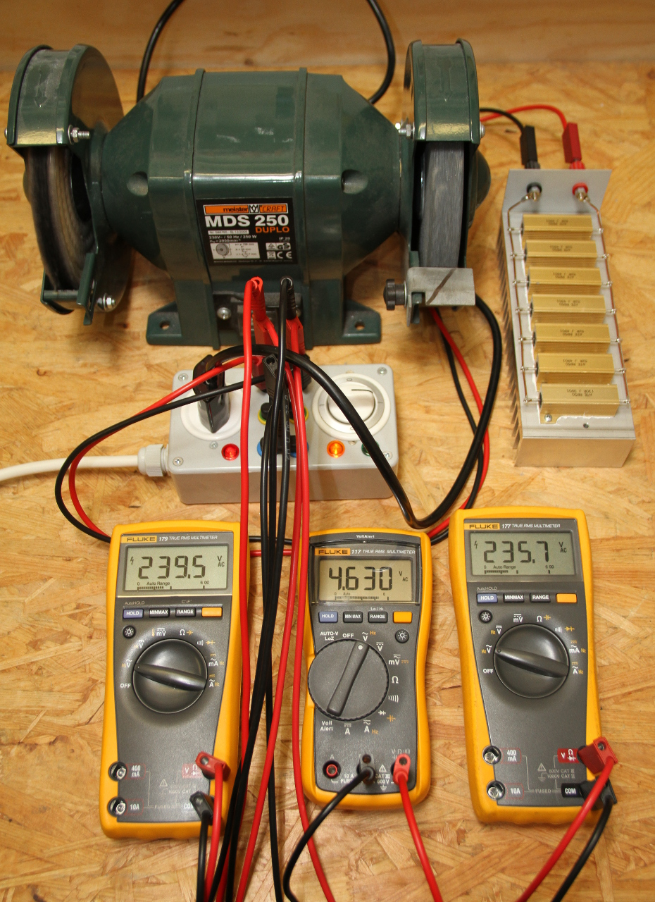 how to check a 3 phase motor with a multimeter. Black Bedroom Furniture Sets. Home Design Ideas