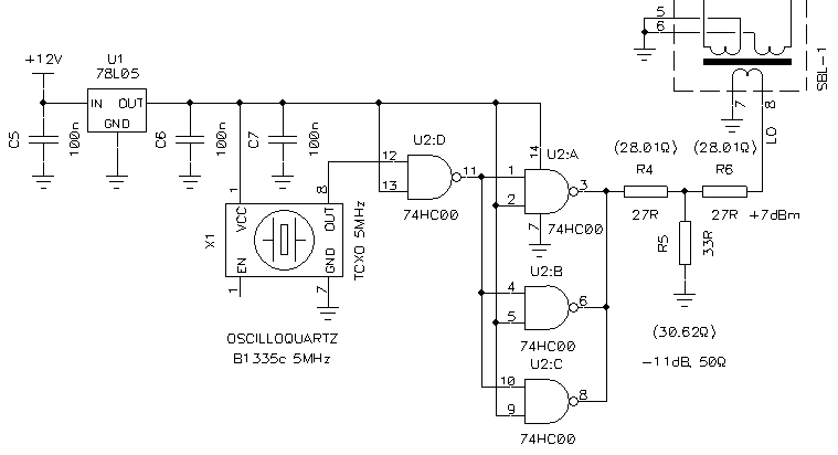 Local oscillator