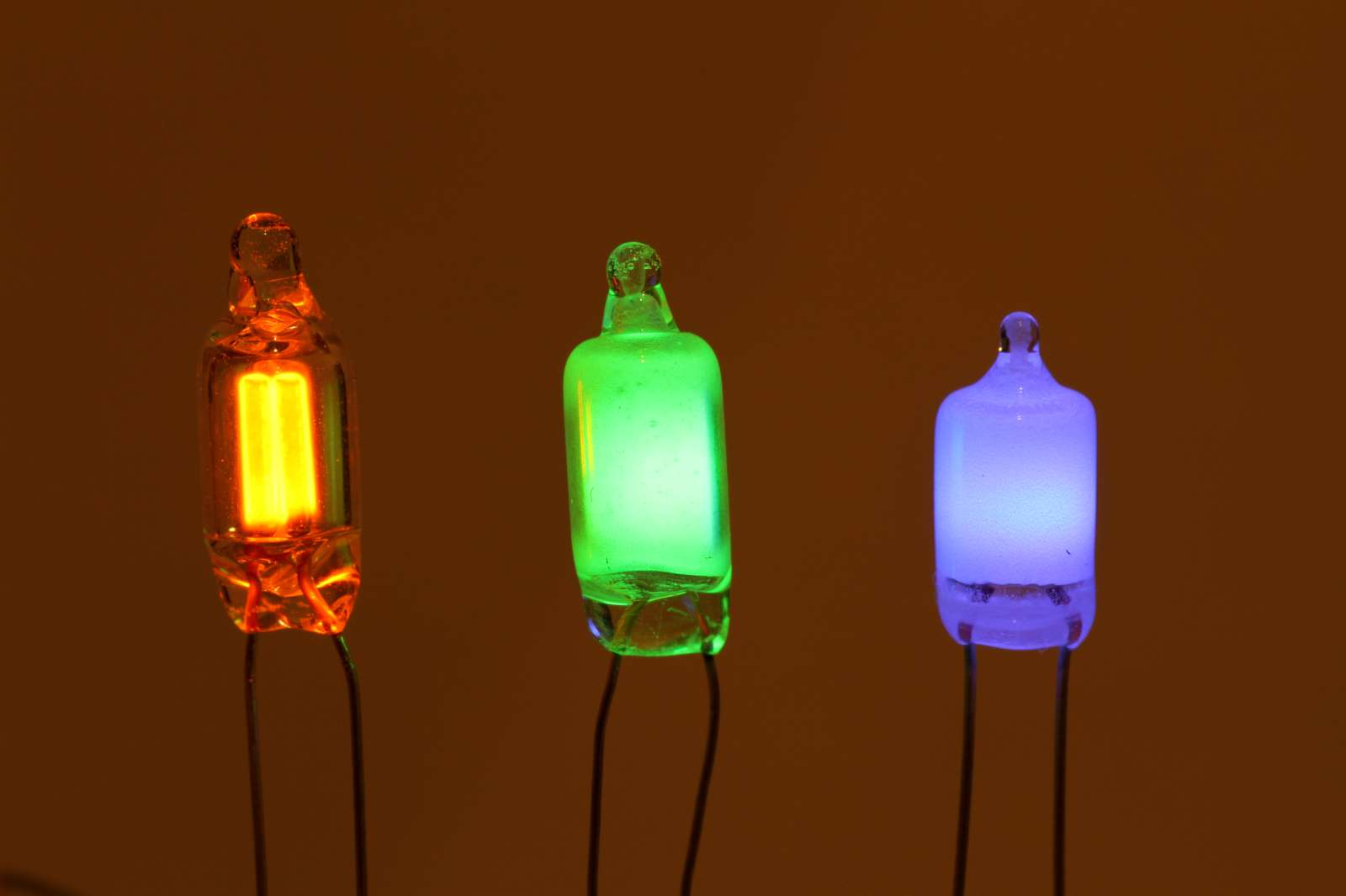 Neon Glow Lamps More Than Simple Light Sources