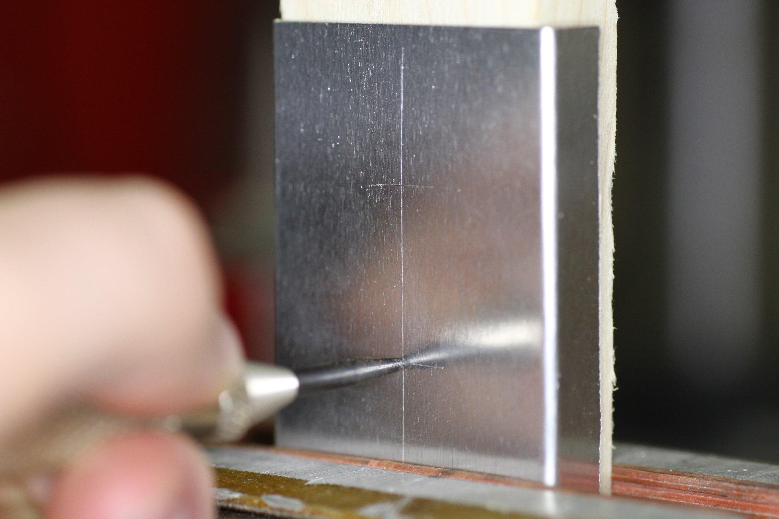 Aluminum Sheet How To Drill Holes In Aluminum Sheet